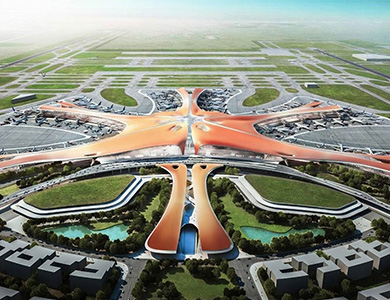 Beijing Daxing International Airport Project