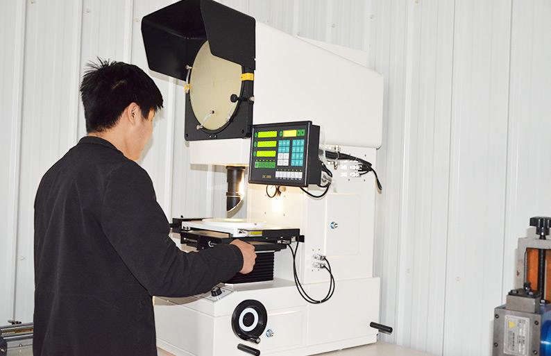 EK60012数显式电缆截面投影仪