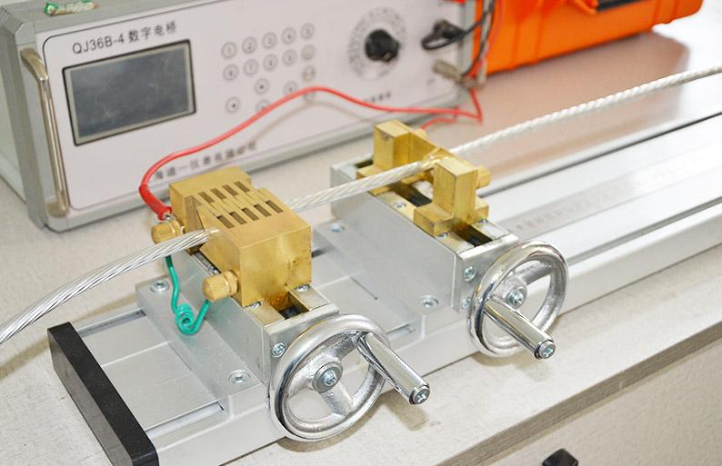 数字电桥和电桥夹具
